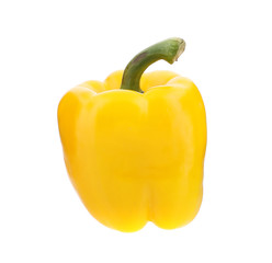 Sweet yellow pepper.