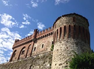 castello con muraglione