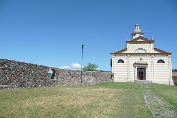 Church of St. Ambrose in Spigno Monferrato