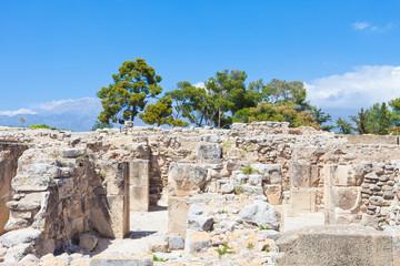 Kreta - Griechenland - Festos