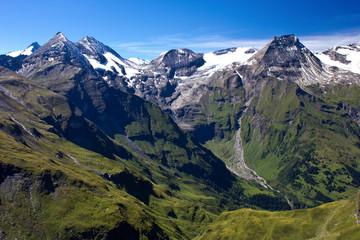 Berge der Glocknergruppe