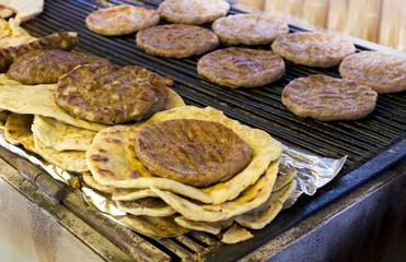Balkan hamburgers