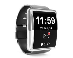 Big conceptual smart watch