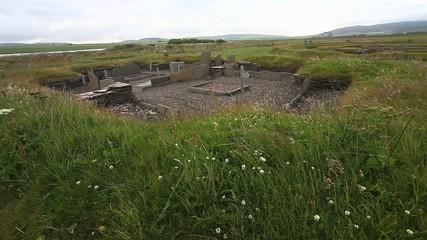 Neolithic Barnstone settlement, Orkney