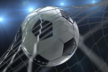 Tor im Fussballstadion