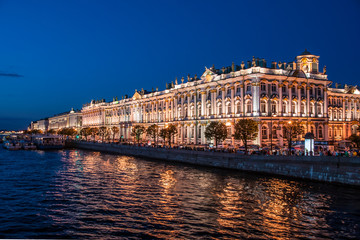 Winterpalais - Sankt Petersburg
