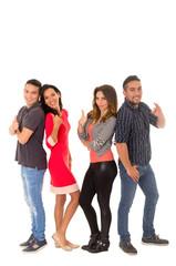 group hispanic