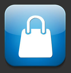 Handbag - icon isolated