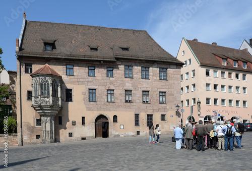 Sebalder Chörlein in Nürnberg