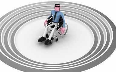 Disabilità e isolamento