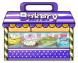 A bakery with lots of goods