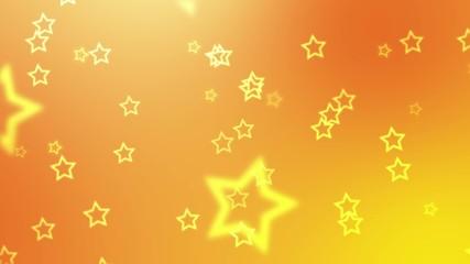 Gold stars fall