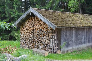 Holzhütte2