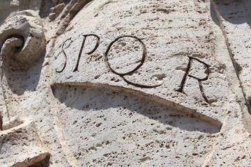 Rome - SPQR