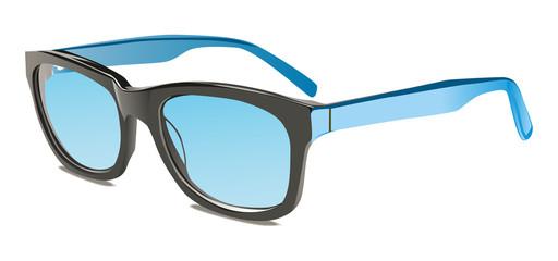 occhiali da sole fluo