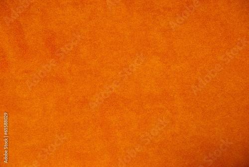 Fotobehang Stof orange textile
