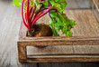 Raw Organic Beet