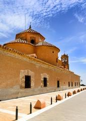 Hospederia (Sanctuary) Virgen Del Saliente, near Albox, Spain