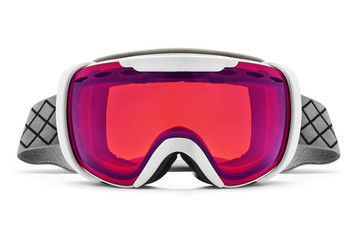 winter ski glasses