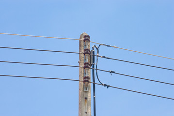 Power electric junction