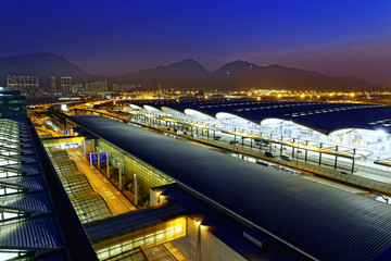 HongKong International Airport
