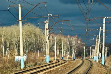 Railway in Russia