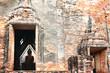 Buddha in church disintegrated