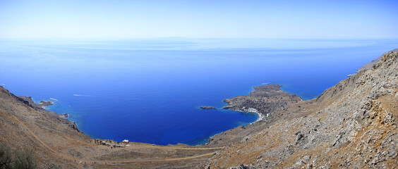 Panorama - Loutro