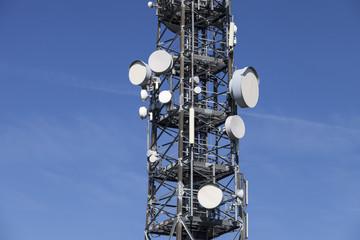 Kommunikation Antenne © Matthias Buehner
