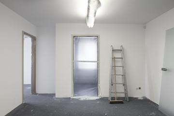 Büro Renovierung © Matthias Buehner