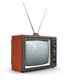 Fototapety Old TV