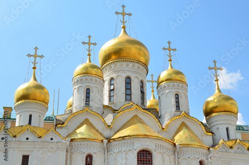 Papiers peints Europe de l Est Купола Благовещенского собора Московского кремля