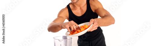 canvas print picture Gesunde Ernährung