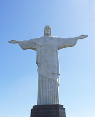 Cristo Redentor de braços abertos