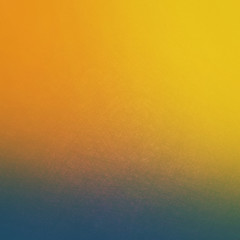 Abstract blue and orange tone background