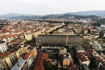 Turin cityscape - Italy
