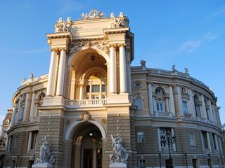 Odessa opera house, Ukraine