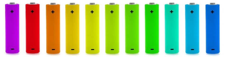 Aa battery and renewable energy sources