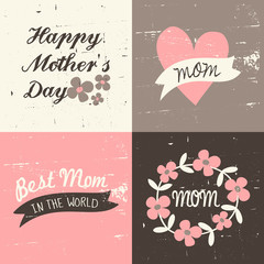 Mother's Day Greeting Cards Collection