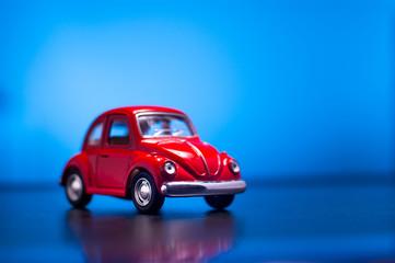 Toy Volkswagen Beetle