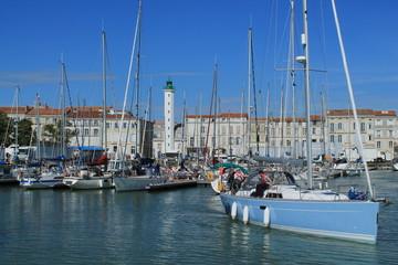 Port de plaisance de La Rochelle