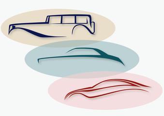3 Nesil otomobil logoları