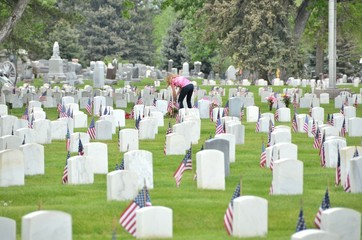 Showing Respect on Memorial Day