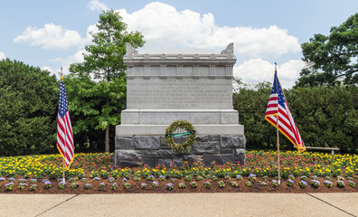 Arlington, Virginia - Civil Wark Unknowns Memorial