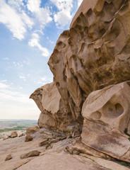 amazing beauty unearthly landscape stone