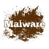 Malware Messy Blot poster