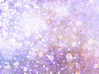 Defocused beidge lights. glitter. EPS 10