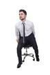 businessman in startup