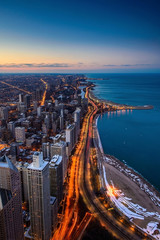 Chicago's Lake Shore Drive