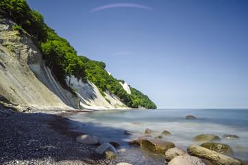Wilde, schöne Ostseeküste bei Rügen :)